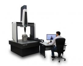 nový 3D souřadnicový měřící stroj WENZEL LH 87