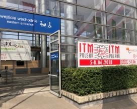 Setkání s obchodními partnery na veletrhu ITM Polska v Poznani