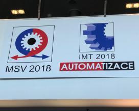 Ohlédnutí za MSV Brno 2018